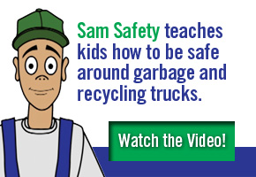 Sam Safety web button